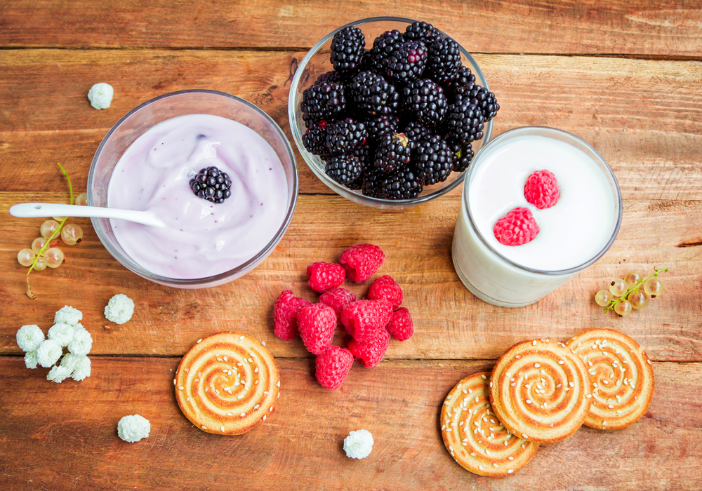 I suggerimenti giusti per una colazione senza glutine nutriente e leggera.