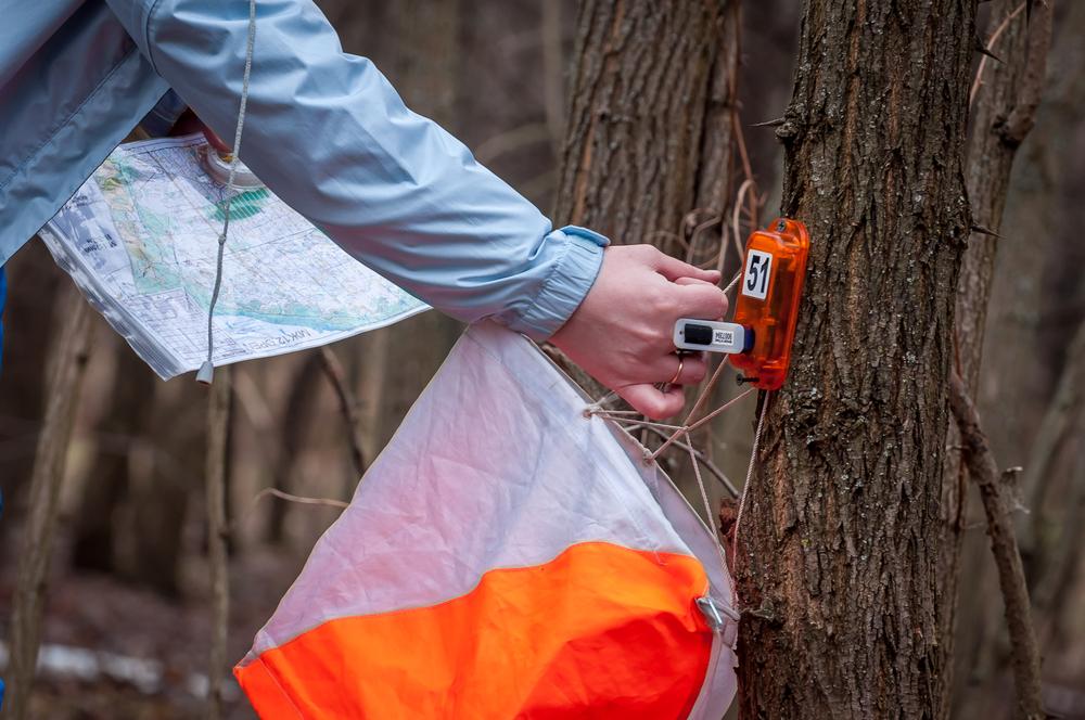 come funziona l'orienteering