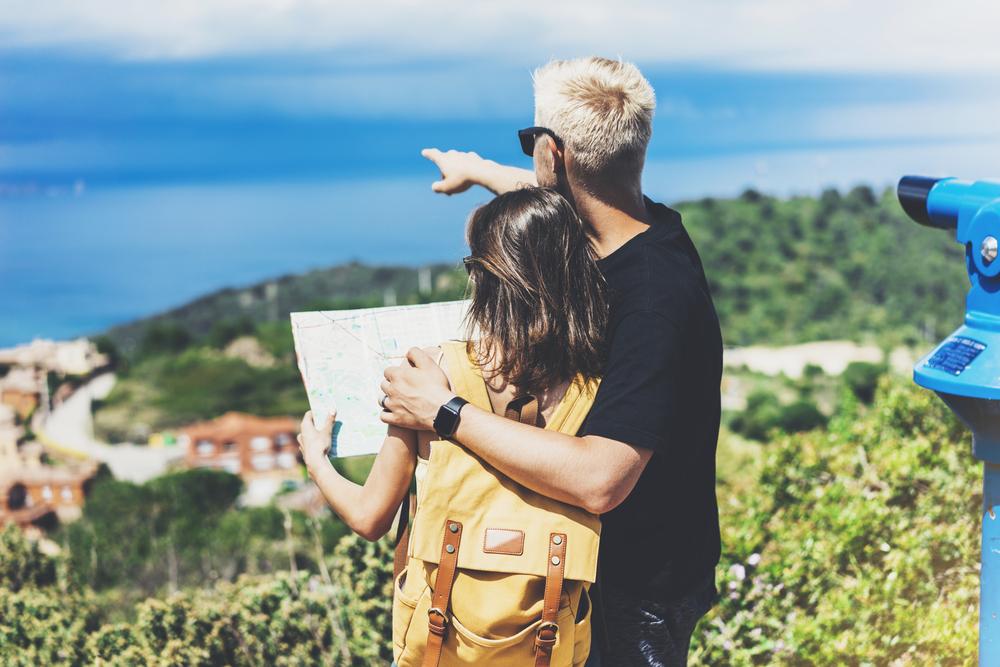 consigli per l'orienteering per stare anche in famiglia
