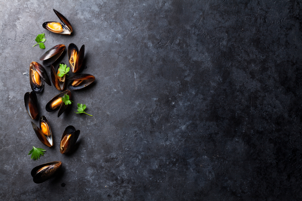 Falsi miti sul pesce: cozze e vongole