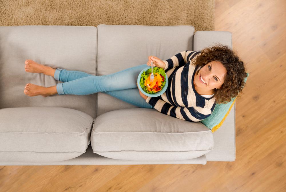 dimagrire un chilo a settimana masticare