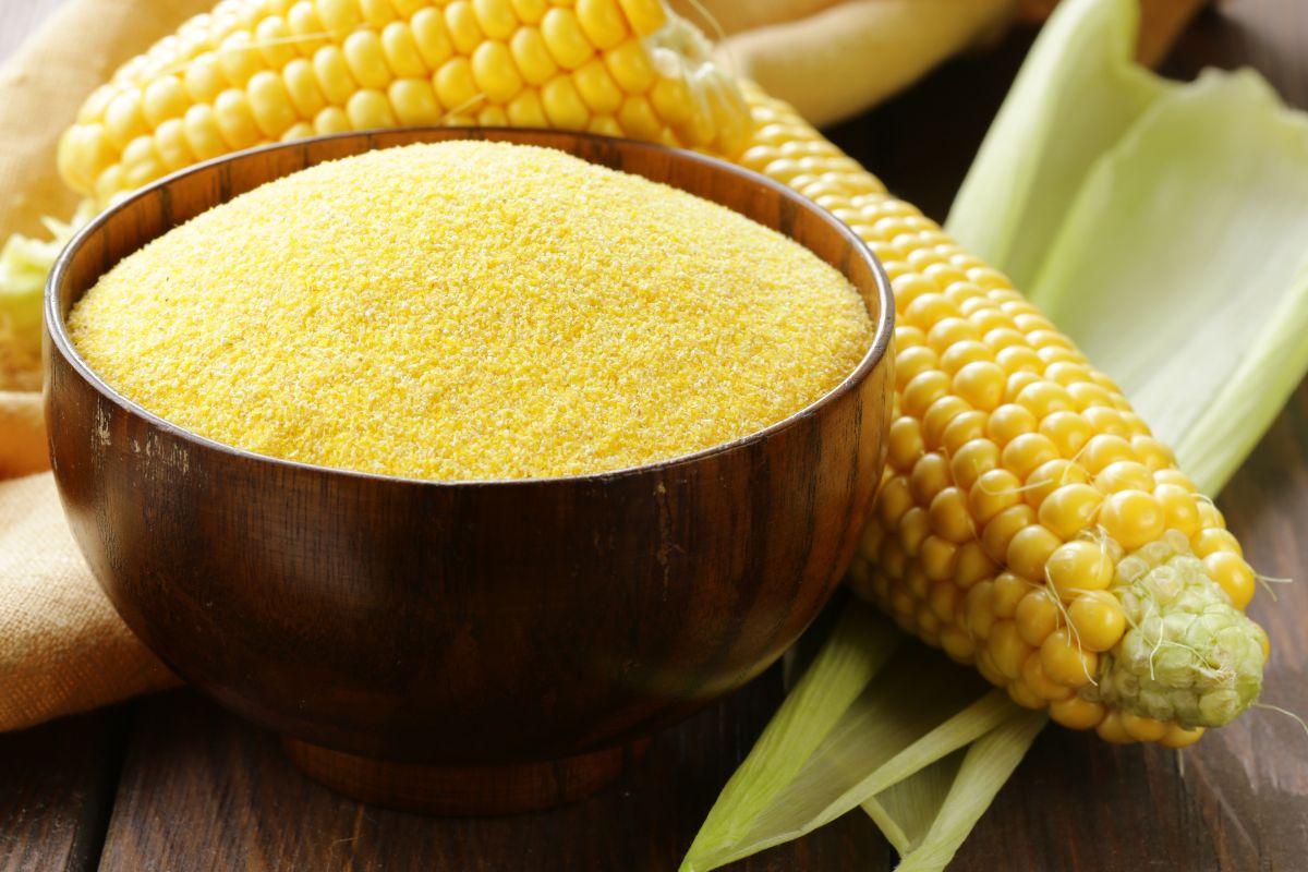 Farina di mais proprietà