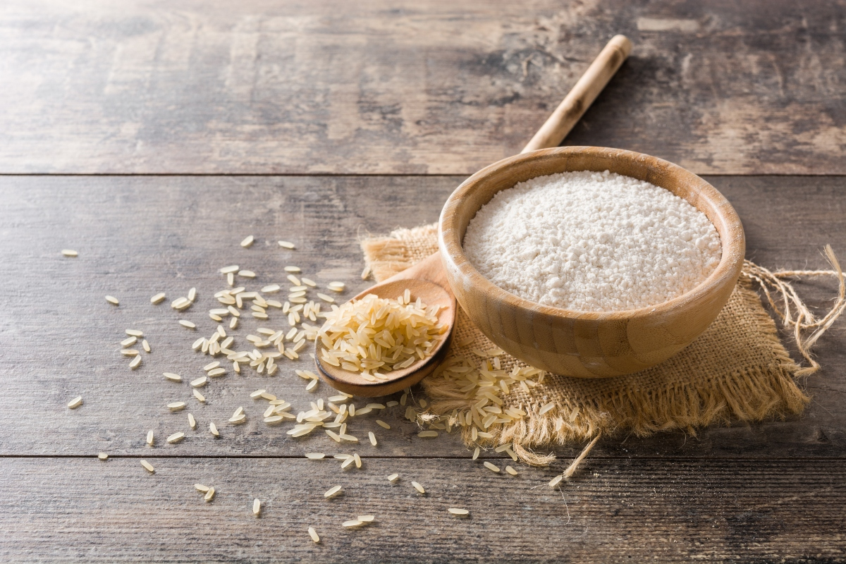 farina di riso: usi, benefici e ricette da preparare in cucina