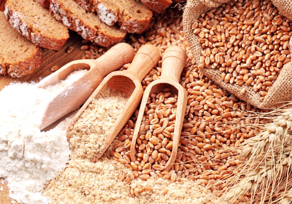 Le farine proibite che devono essere eliminate dalla dieta gluten free.