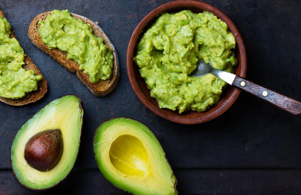 Guacamole: la ricetta light a dieta