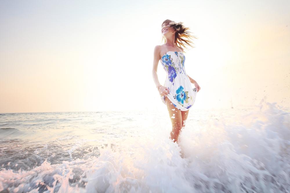 i benefici del mare per le tue ossa
