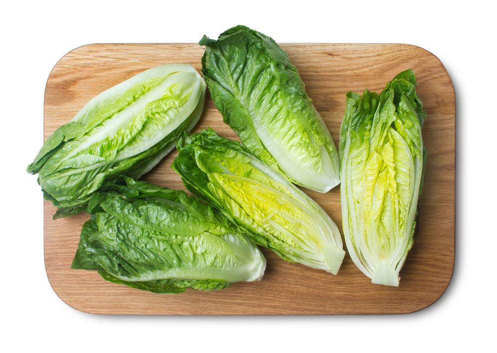 Cibi low cost anche a dieta: lattuga romana