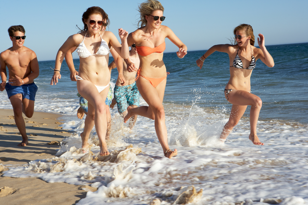 i benefici del mare per la tiroide