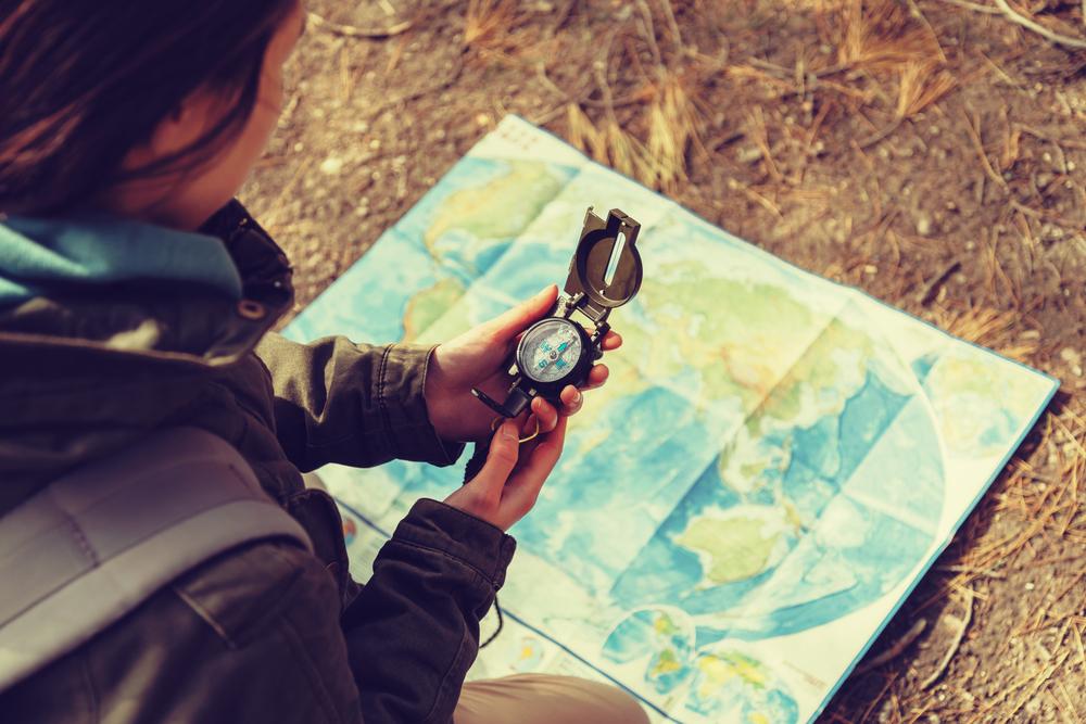 l'orienteering è lo sport del momento
