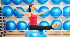 palla fitness, 3 esercizi semplici per tonificarti