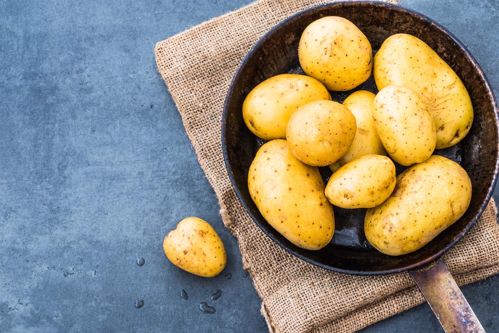 Le patate: alimento low cost per la dieta