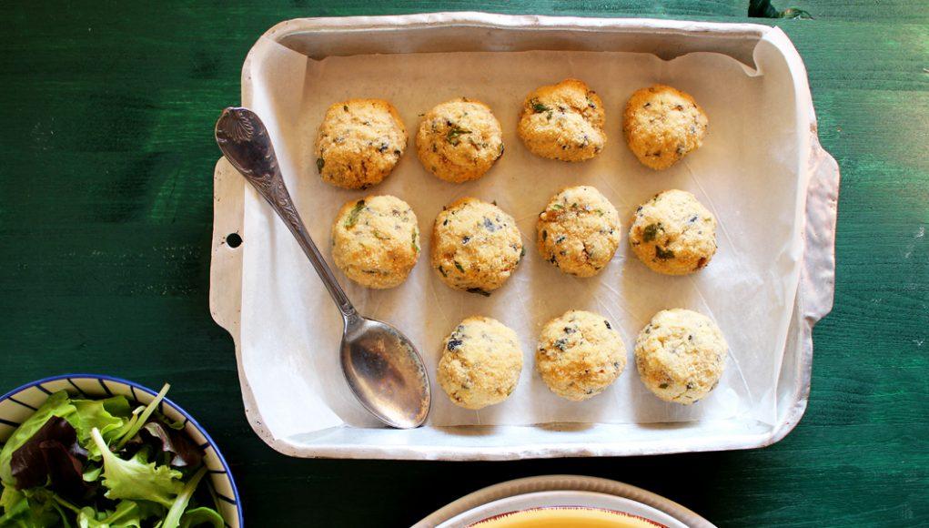 Polpette di merluzzo al forno senza glutine: nutrienti e leggere