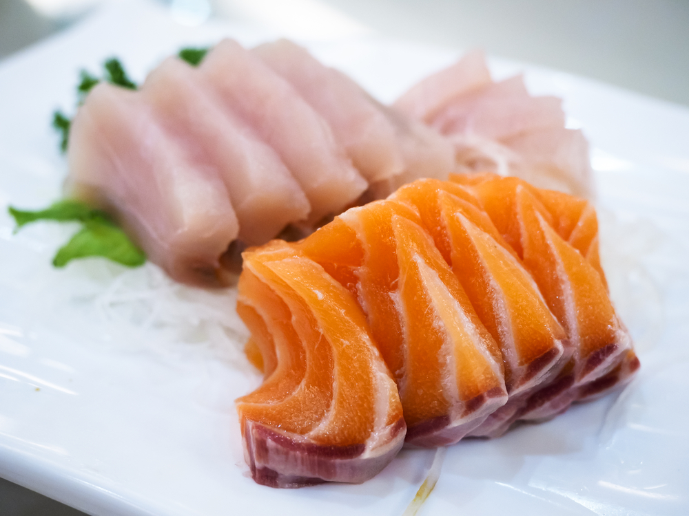 Falsi miti sul pesce: sushi
