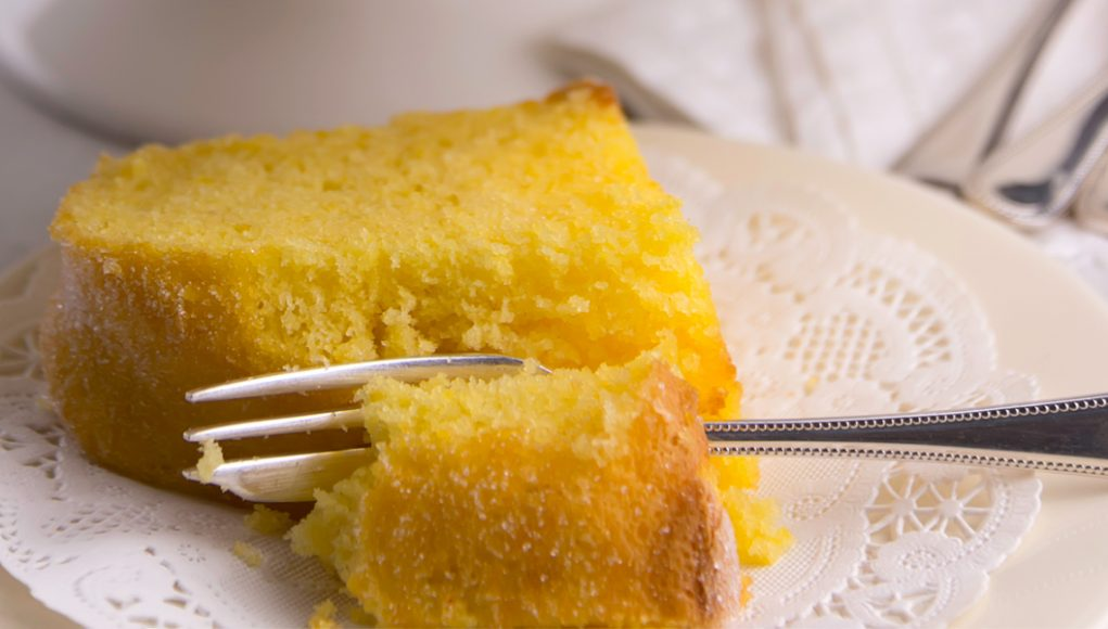 Torta al limone: soffice e light