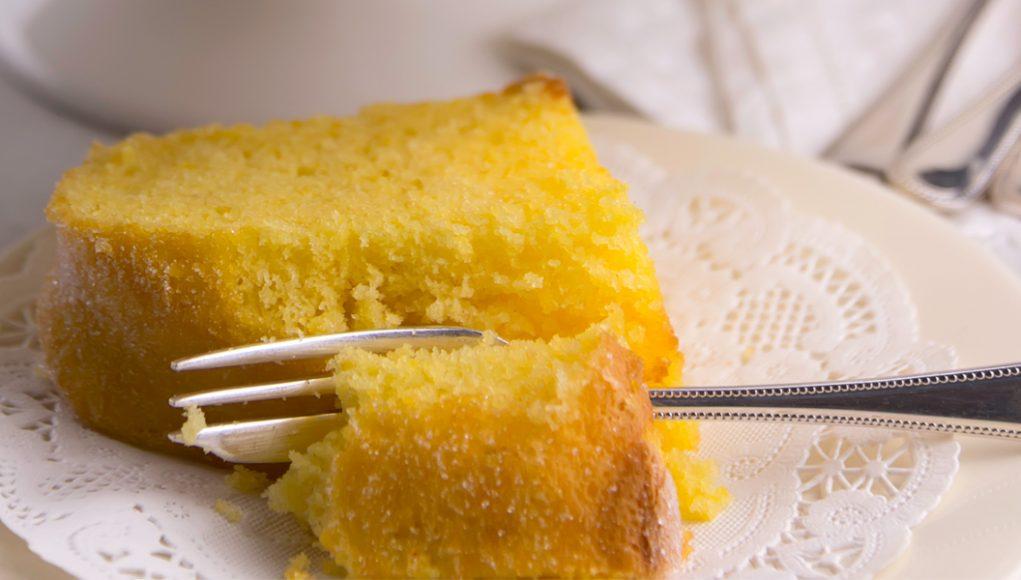 Torta al limone: soffice e light