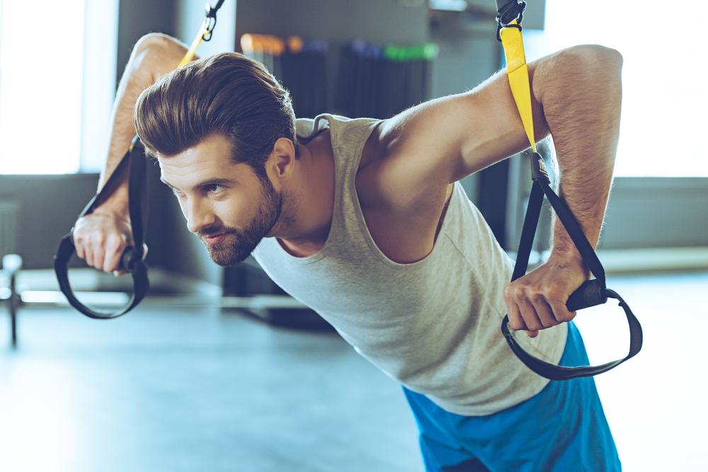 allenamento trx per la perdita di grasso
