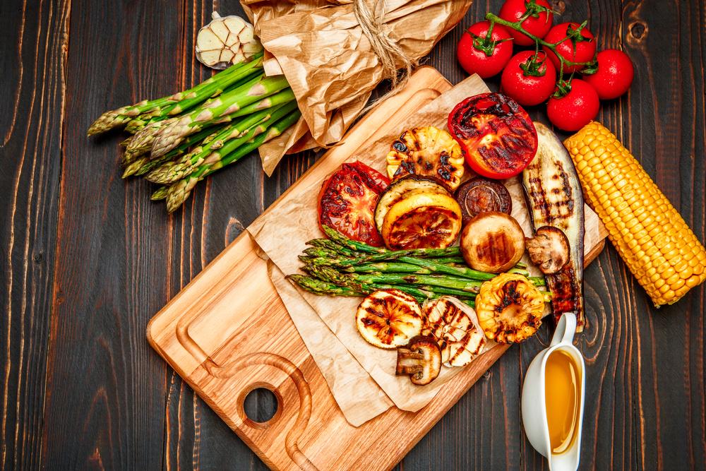 barbecue: come grigliare le verdure