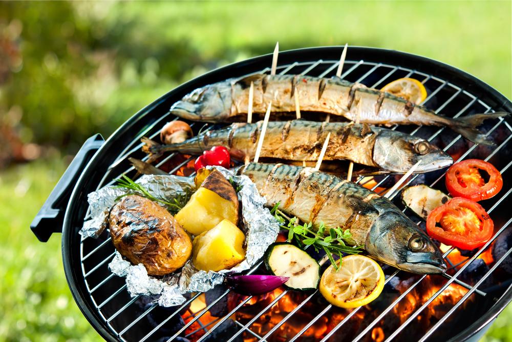 barbecue: come grigliare il pesce
