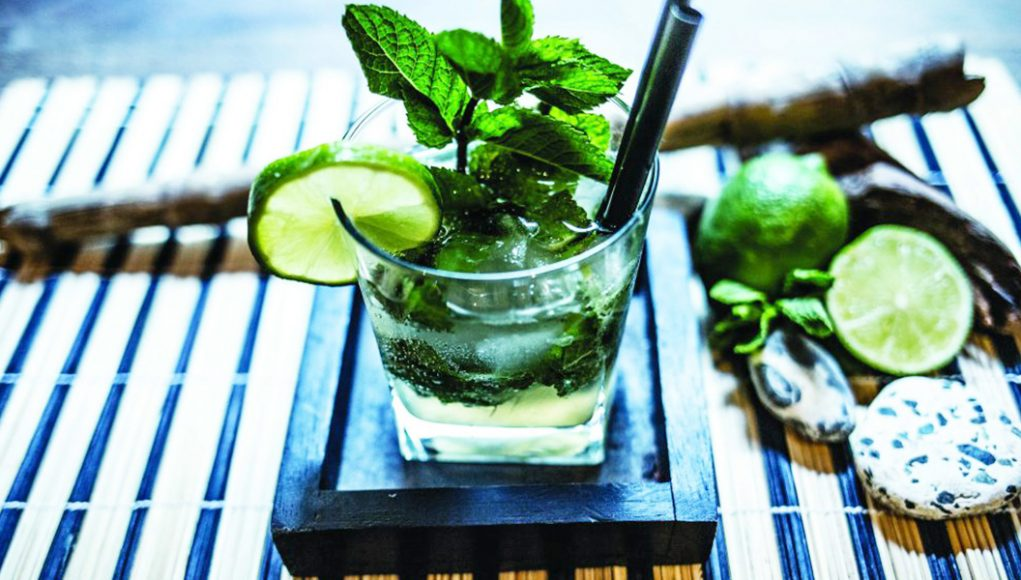 Cocktail Virgin Mojito