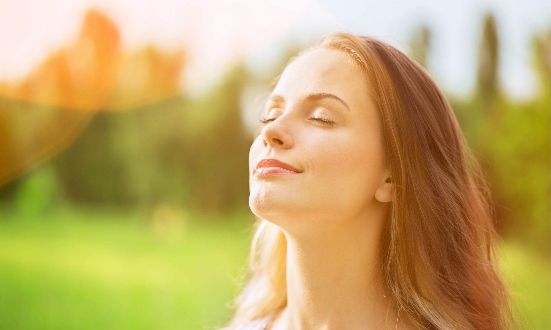 impara a respirare per Ritrovare l'energia perduta