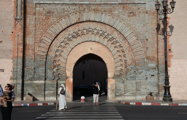 Marrakesh Bab Aguenau