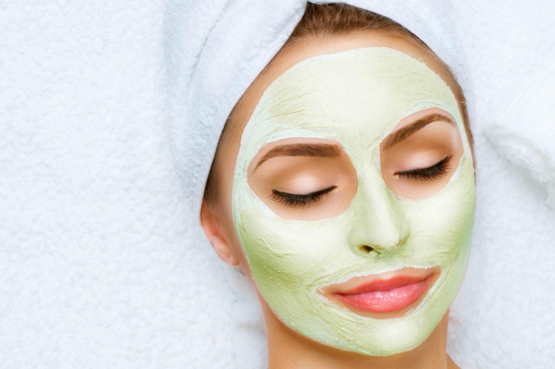 fai una maschera di bellezza per ritrovare l'energia perduta