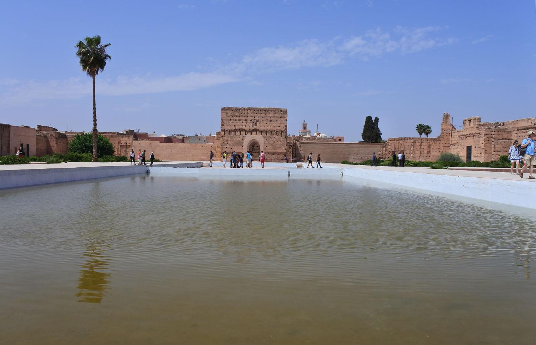 Marrakesh Palazzo El Badi