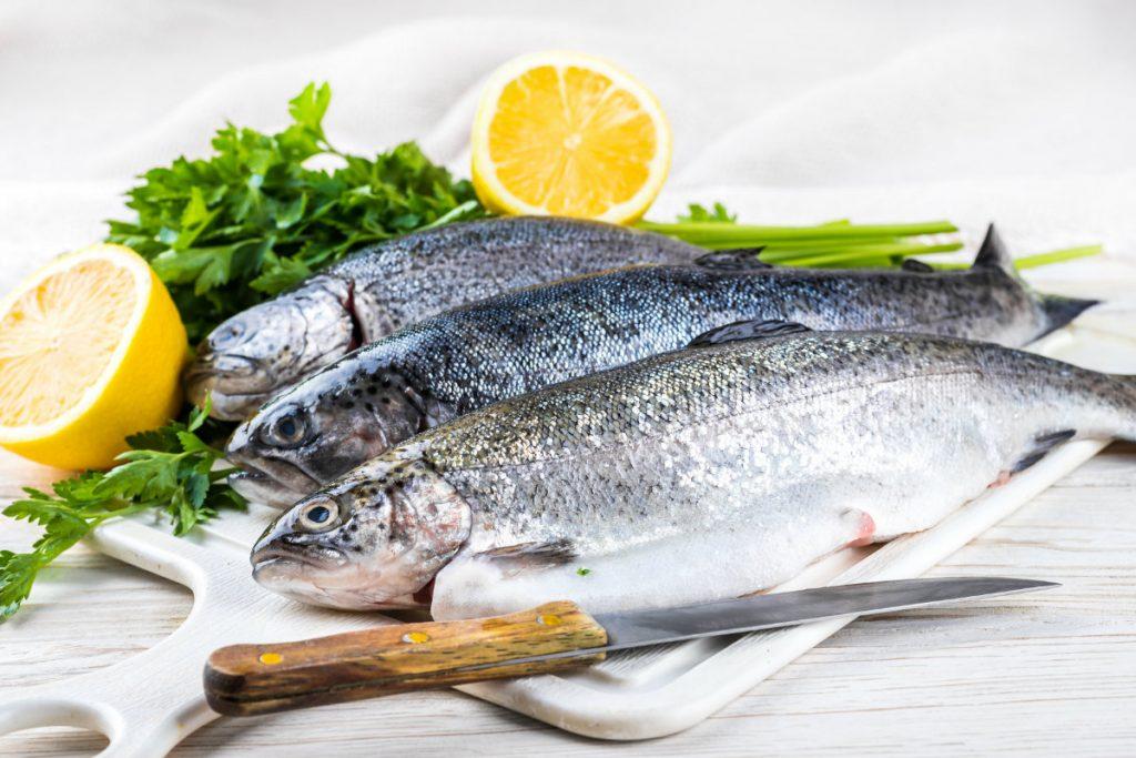 pesce fresco, come comprarlo