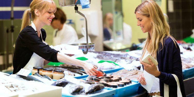 pesce fresco: come comprarlo