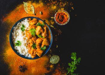 pollo al curry: ricetta light