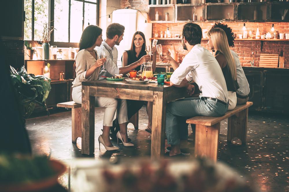 Dritte per mangiare fuori casa: sì alla socialità