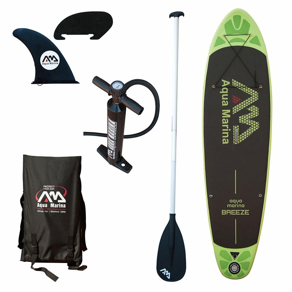 stand up paddle aqua breeze