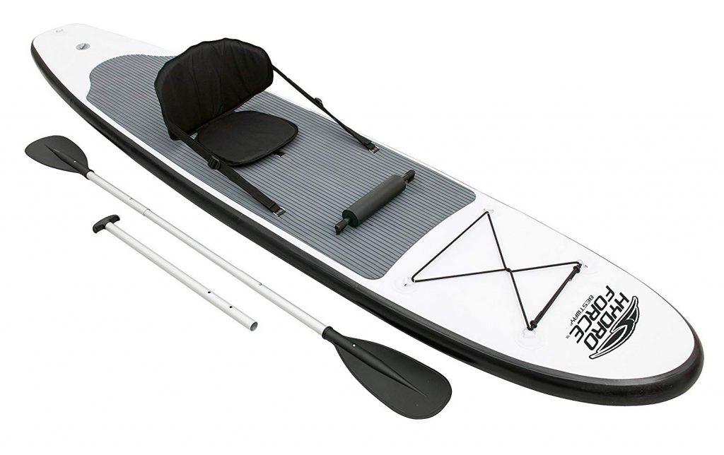 stand up paddle bestway edge