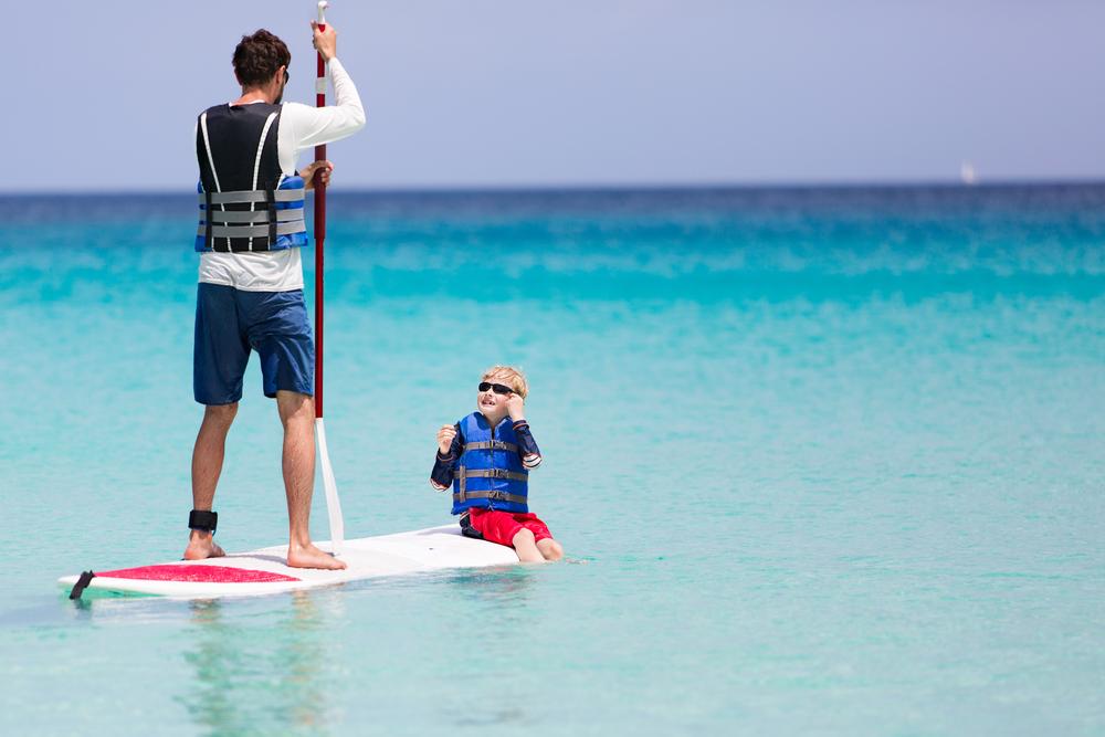 stand up paddle: consigli e benefici di questo sport