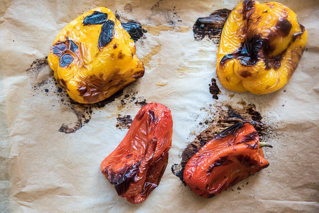 Scopri la ricetta dei peperoni sott'olio