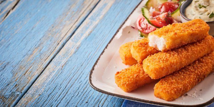 bastoncini di pesce per bambini: ricetta sana