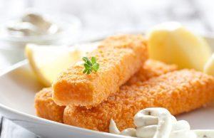 La ricetta dei bastoncini di pesce per bambini