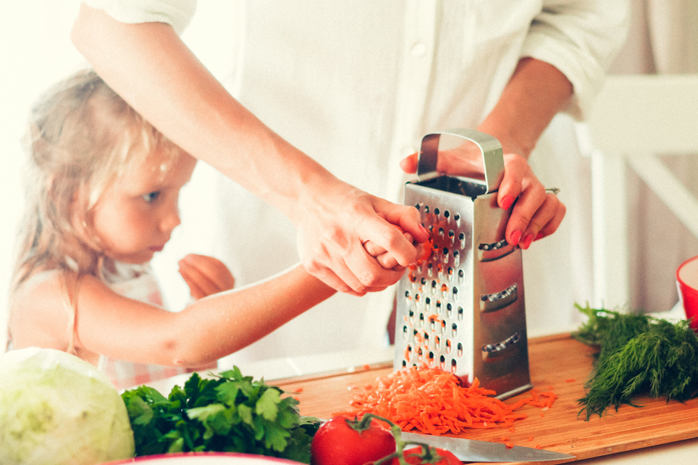 carote crude fanno bene alla salute
