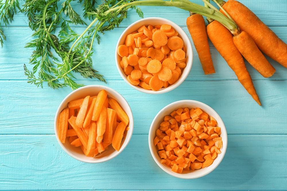 carote: valori nutrizionali
