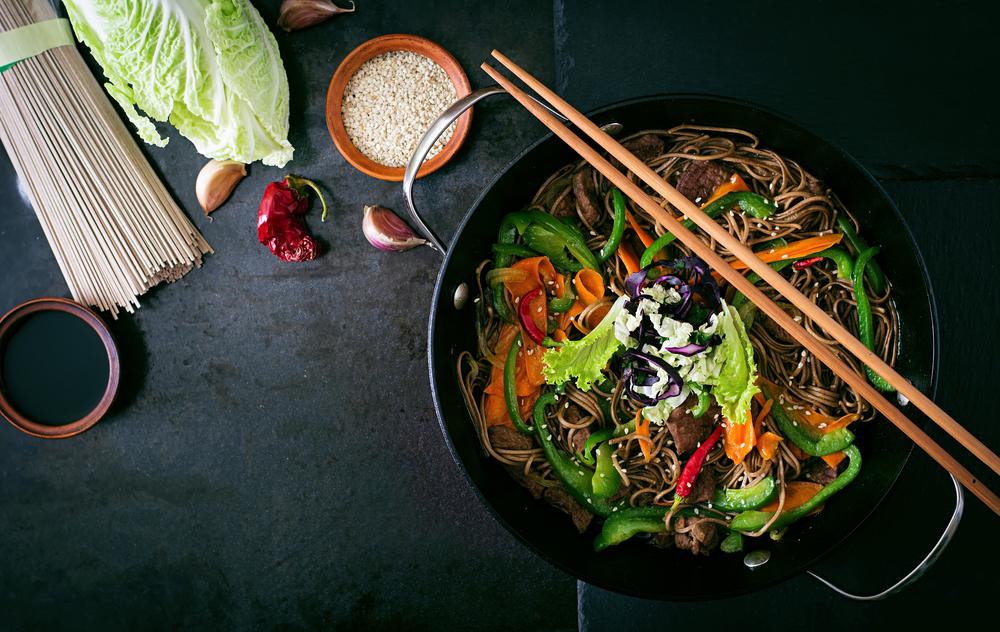 Piatti etnici: la cucina cinese