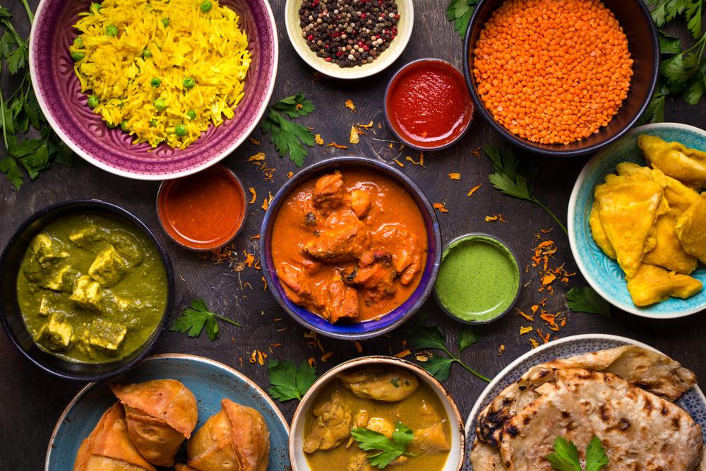 Piatti etnici salutari: la cucina indiana