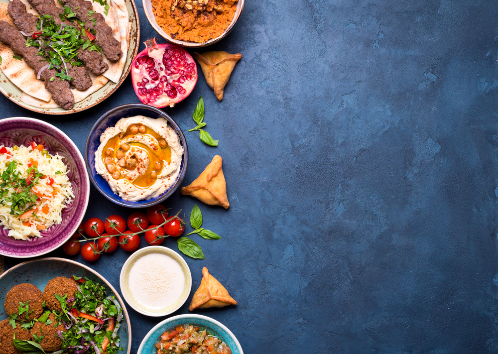 Piatti etnici salutari: le cucine mediterranee