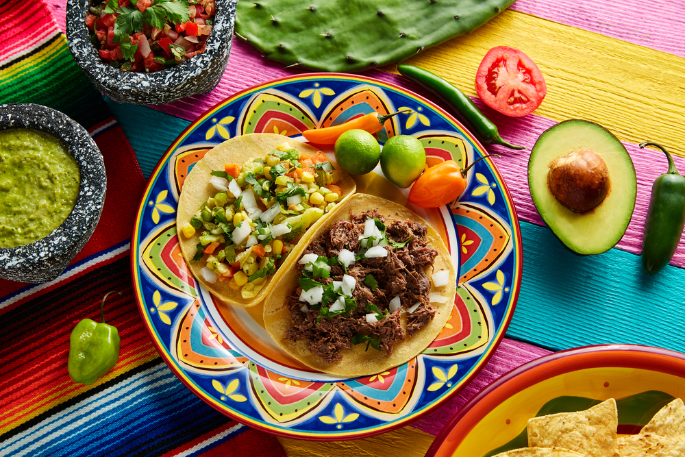 Piatti etnici salutari: la cucina messicana