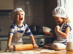 cucinare fa bene al morale e alla salute