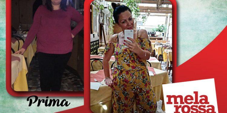 dieta melarossa maria barbara 27 kg