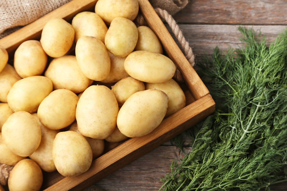 dimagrire in salute patate