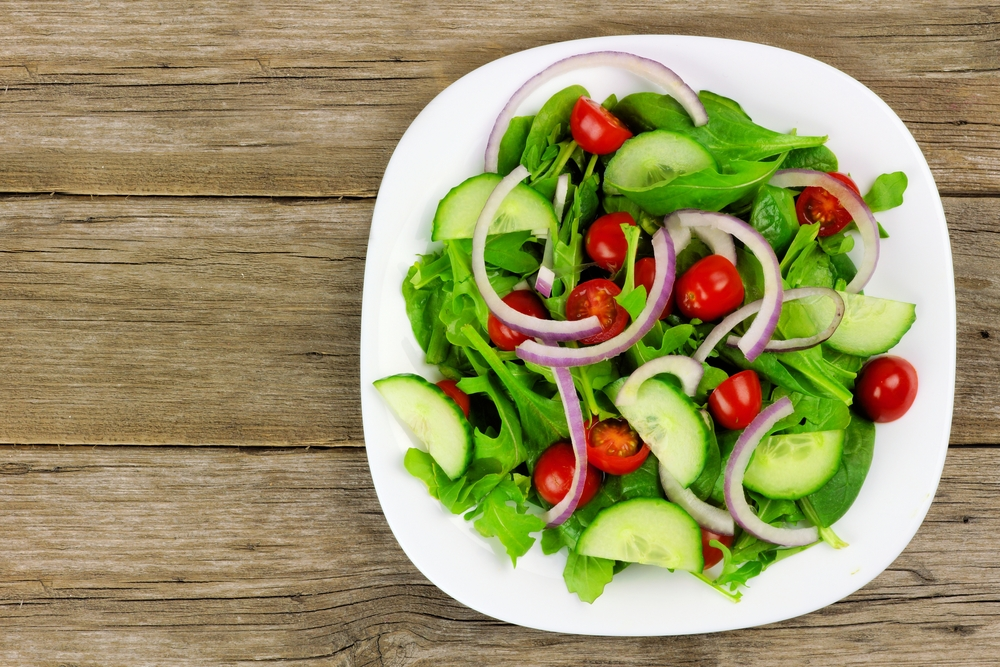 dimagrire in salute verdura