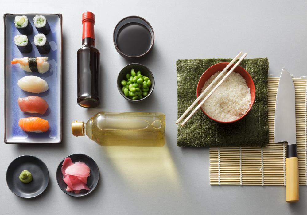 Sushi senza glutine: anche i celiaci possono mangiare il sushi