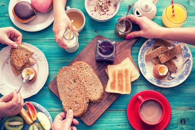Importanza della prima colazione per iniziare la giornata col piede giusto