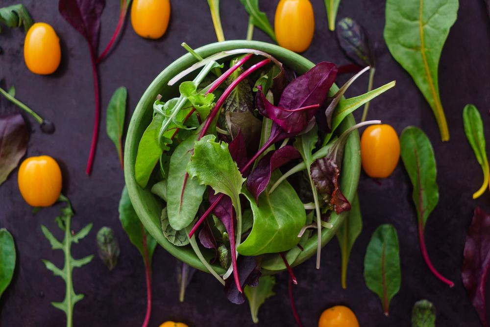 Baby-leaf: le mini insalate preziose per la tua salute